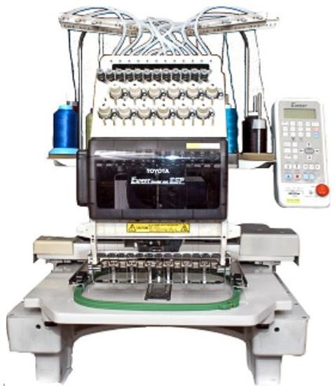 Picture of Toyota AD 850 Embroidery Machine