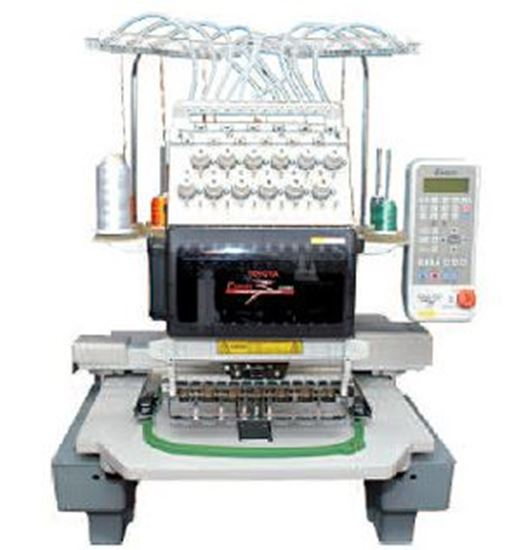 toyota embroidery machine software