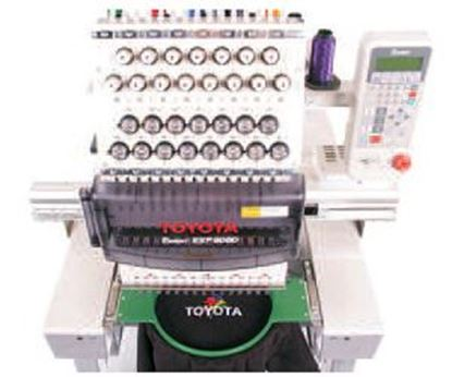 Picture of Toyota ESP 9000 Embroidery Machine