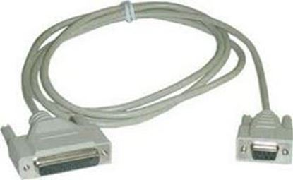 Picture of Toyota Serial N/M Cable (DB-9 female to DB-25 female)