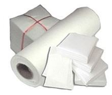 Picture of 1525 1.5 oz Tear-away White- 57 in. x 200 yd. roll