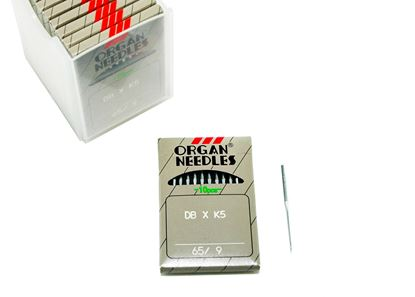 Picture of 65/9 Sharp Point Organ Needles