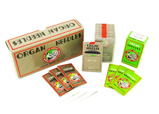 Picture of Organ Commercial Embroidery Needles