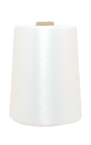 Picture of Super Cone White Polyester 75D/2