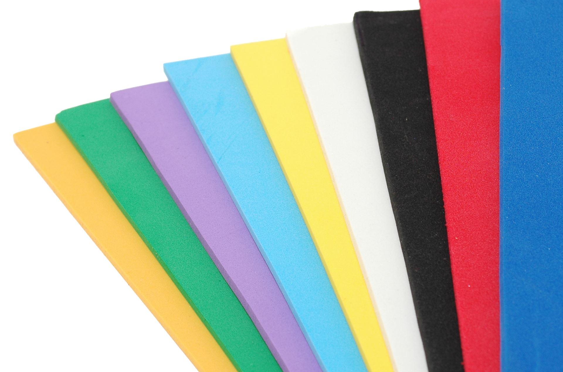 eva foam paper