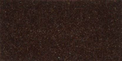 "Picture of Easy Applique Brown Velvet Smooth- 19"" x 36"""