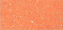 "Picture of Easy Applique Fashion Fluorescent Orange Glitter- 19"" x 36"""