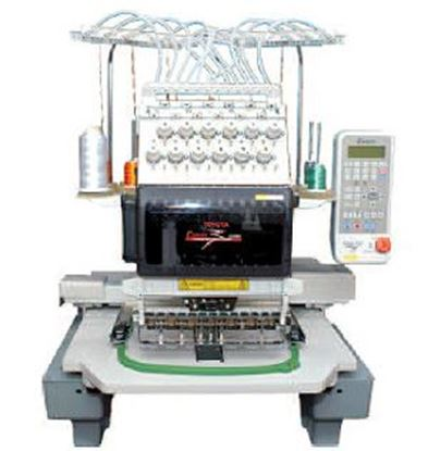 Picture of Toyota AD 860 Embroidery Machine