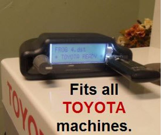 Picture of Toyota 820 830 850 USB reader
