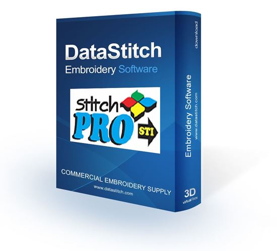 Datastitch Com Stitchpro Sti Software