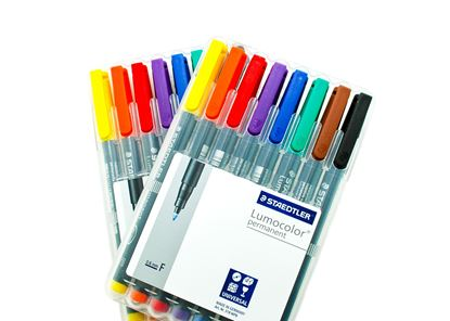 Picture of Lumacolor Embroidery Touch-Up Pens