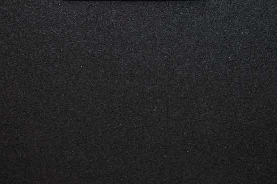 """Picture of Puffy Foam Black- 11"""" x 11"""""""