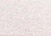 """Picture of Easy Applique Fashion White Glitter- 19"""" x 36"""""""