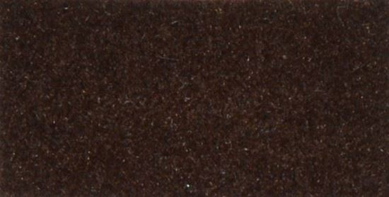 """Picture of Easy Applique Brown Velvet Smooth- 19"""" x 36"""""""